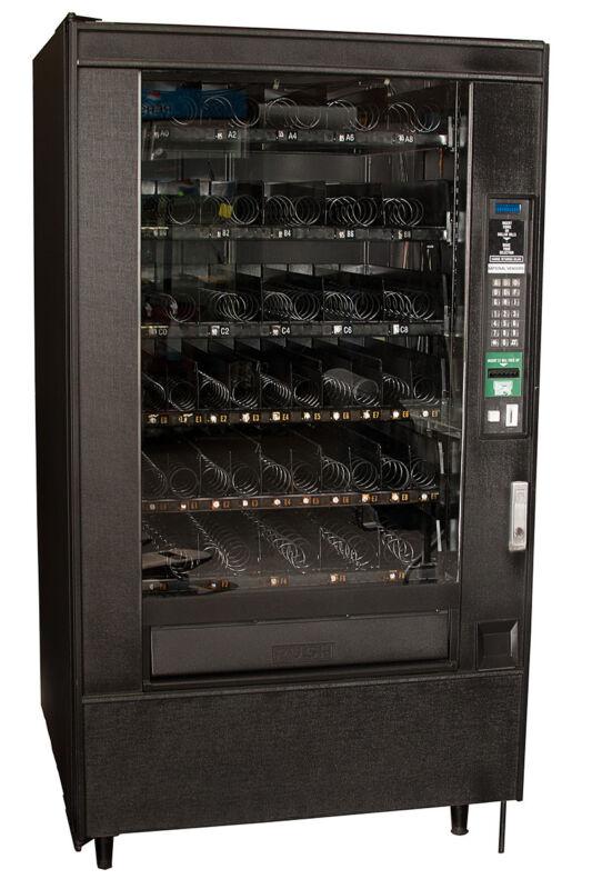 National Vendors 147 Snack Vending Machine FREE SHIPPING
