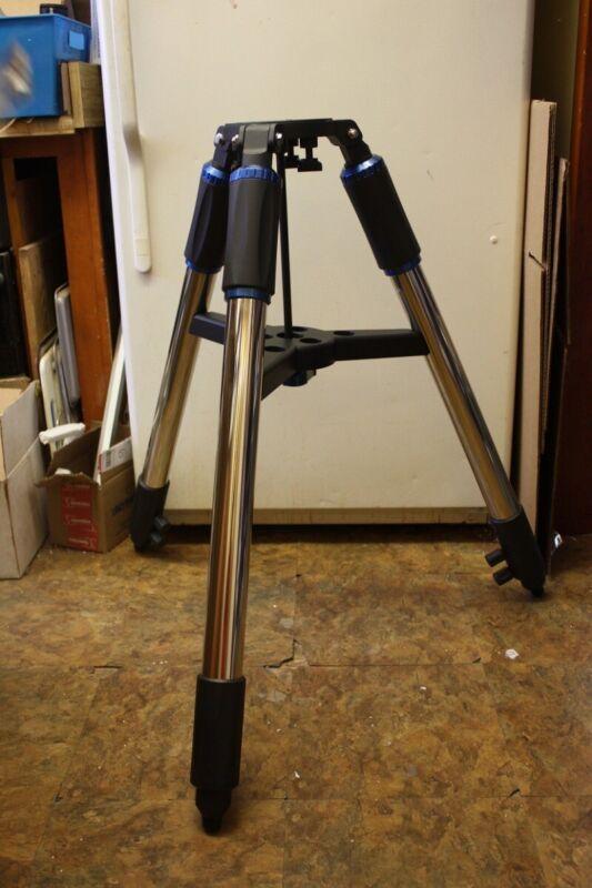 Meade LX80 LX-80 Heavy Duty Tripod w/ Built-in Slo-Mo Leg Levelers NEW OLD STOCK