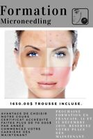 Formation/Training Domicile/Home Microneedling