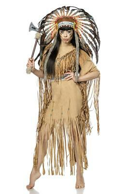 Travestimento femminile carnevale vestito indiana americana party dress uy 80108