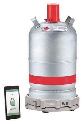 Brunner elektronische Gaswaage W8 Gascontrol Gartenhaus APP Bluetooth 0712007N