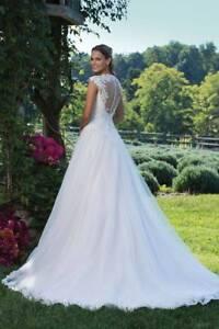 Justin Alexander Wedding Dress Size 10 47 12 Wedding Gumtree