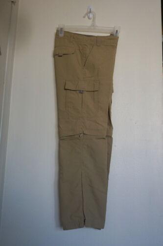 REI Sahara Convertible Pants Boys