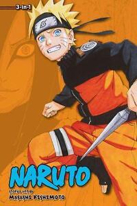 Naruto (3-In-1 Edition), Volume 11: Includes Vols. 31, 32 & 33 von Masashi...