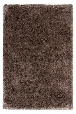 Shaggy Shaggy Rug Rugs Soft Comfortable Living Room Braun 160x230cm