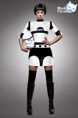 Science Fiction Kostüm Star Fighter Damen Kostüm Karneval Fasching Film und TV
