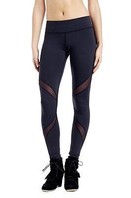 Michi Leggings Suprastelle Black XS Workout Yoga Leggings Pants