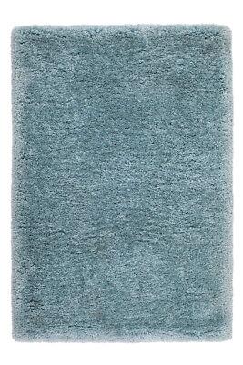 Shaggy Shaggy Rug Rugs Soft Comfortable Pastel Blue 120x170cm
