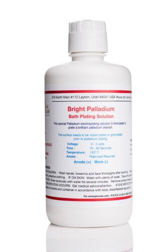 Bright Palladium - Electroplating Solution - 500 mL