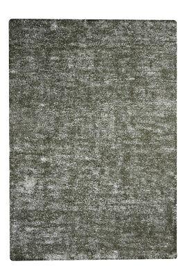 Er Carpet Handmade Low-Pile Vintage Design Modern Green 120x170cm