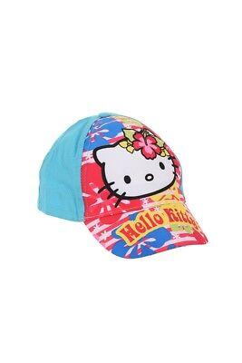 Hello Kitty Kappe für Kinder Basecap Cap Baseball Cappy Sommerzeit Mädchen Neu Hello Kitty Baseball