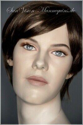 New John Nissen Mannequin Boy Teen Junge Schaufensterpuppe Junge Teenager Child