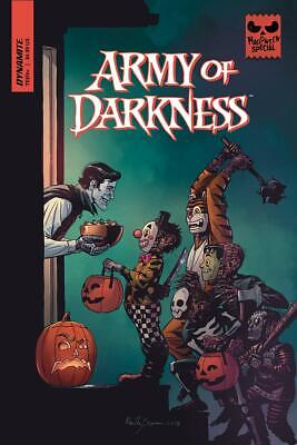 Army of Darkness Halloween Special! One Shot!!!](Special Halloween Shots)