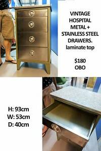 Storage locker clearance sale - TEAK & VINTAGE FURNITURE Padstow Bankstown Area Preview