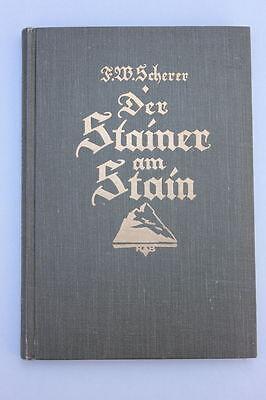 Franz Wolfram Scherer - Der Stainer am Stain