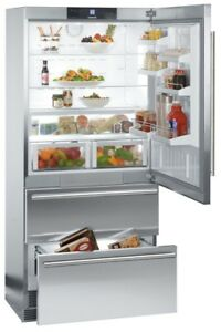 Liebherr CS 2060 fridge & freezer