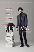 Low price tickets for Kiss the Rain Yiruma concert in Melbourne Southbank Melbourne City Preview