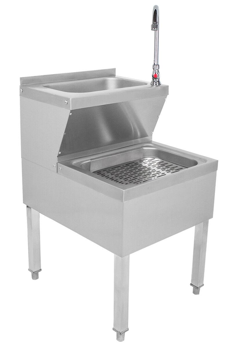 Beeketal Gastro Gastronomie Handwaschbecken Waschbecken Ausgussbecken Spüle