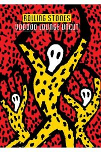 DVD - ROLLING STONES THE - Voodoo Lounge Uncut, 1 (2018) New