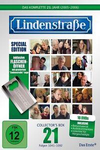 Lindenstraße - Das komplette 21. Jahr (2013) , siehe Beschreibung , siehe Bild !
