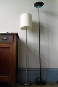 Tall Lamps, work well $20 each Newtown Geelong City Preview