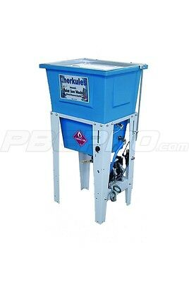 Herkules 2 Paint Guns Washer  with Timer  Classic Blue  G200