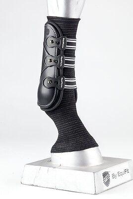 EquiFit Sox for Horses - Compression Sock - BLACK - #65363