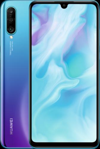"Huawei P30 lite DualSim 128 GB LTE Handy Android Smartphone HD 6,15"" 48 MP blau"
