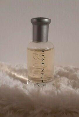 Boss Bottled By Hugo Boss For Men EDT Cologne Splash 0.16 oz Original Miniature