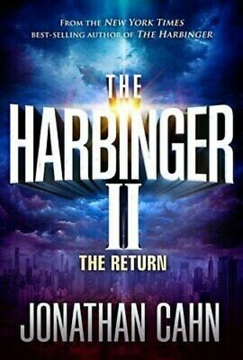 The HARBINGER II by Jonathan Cahn September 1, 2020