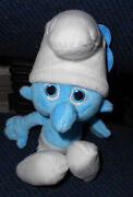 Smurf Bean Bag Plush