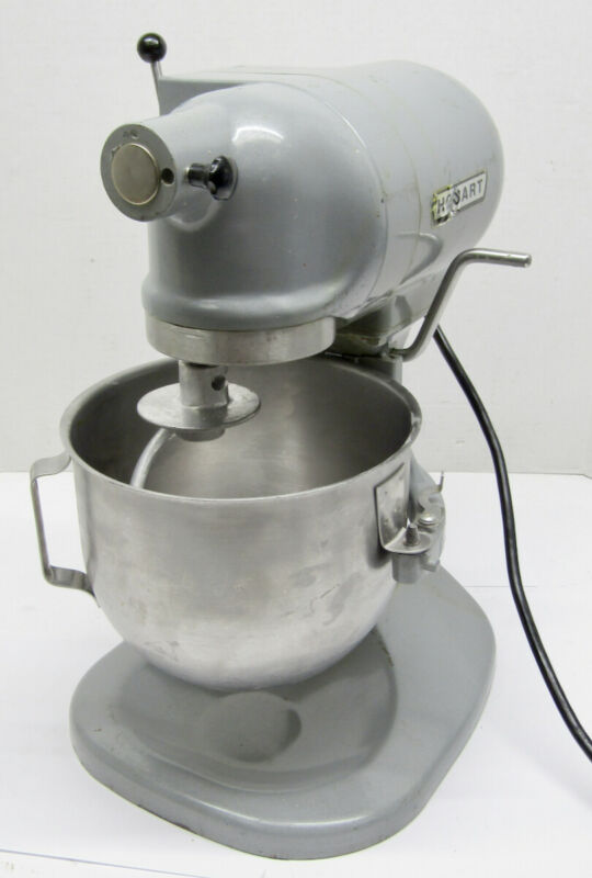 Hobart N50 Commercial 5-Quart 3-Speed Mixer Kitchen Bakery + Bowl/Dough Hook