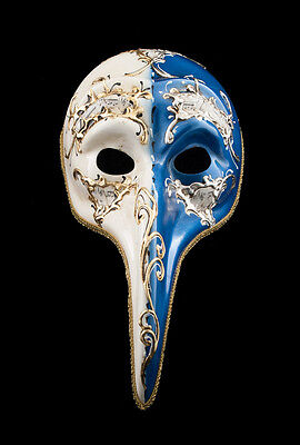 Mask 2608602195 pro from Venice to Long Nose Day Night Venetian Blue VG18 1515