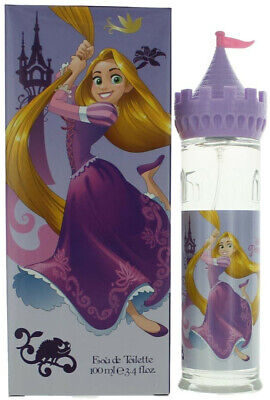 Disney Rapunzel Castle by Disney Princess for girls EDT 3.3 / 3.4 oz New in Box