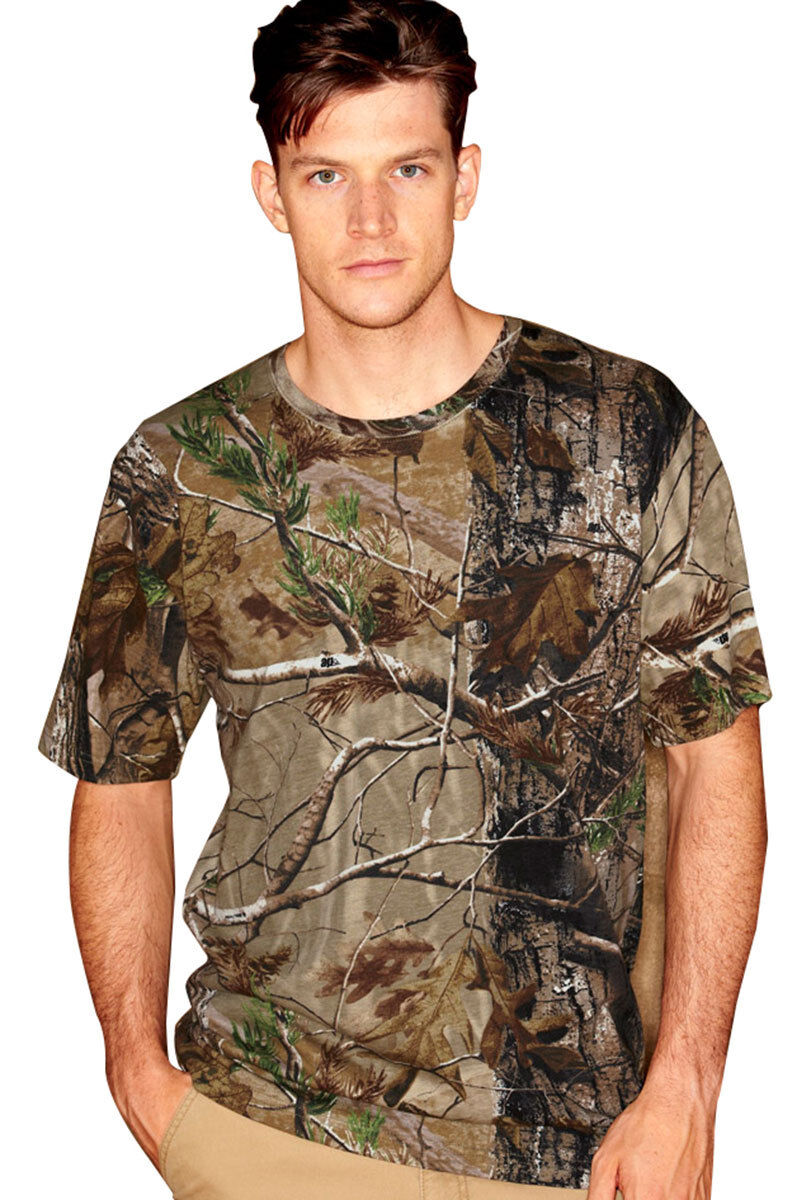 12f5a086 Code V Camouflage Realtree AP or APG Camo Short Sleeve T-Shirt 3980 S-2XL