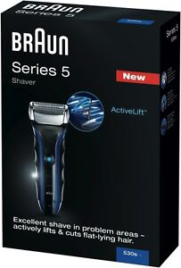 NEW Braun Series 5 - 530 Male Electric Shaver 530-4