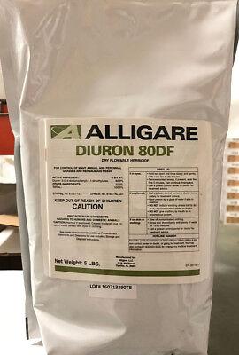 Diuron 80DF Herbicide - 5 Pound Bag (Karmex DF)