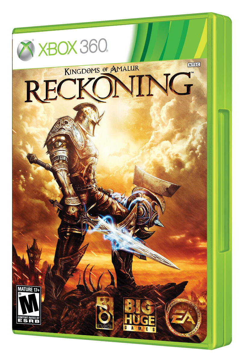 Electronic Arts Kingdoms Of AMALUR: Reckoning -MICROSOFT Xbox 360