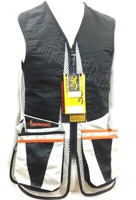 Browning Ultra Mesh Clay Pigeon Shooting Vest Skeet Waistcoat Browning Shooting Vest