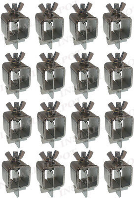 16 Pc Butt Welding Clamps Weld Sheet Metal Auto Car Truck Door Skin Panel Fender