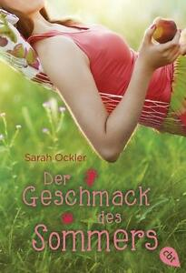 Der Geschmack des Sommers von Sarah Ockler (2014, Taschenbuch)