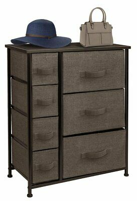 dresser with 7 drawers furniture storage tower
