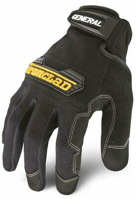 Ironclad Black Mechanics General Utility Work All Purpose Gloves Gug Xs S M L Xl