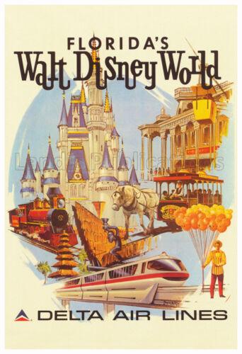 Walt Disney World - 1970