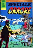Wow Estate 1977 - Speciale Orrore - Supplemento Al N. 11 Di Wow - Loro, Fanzine -  - ebay.it