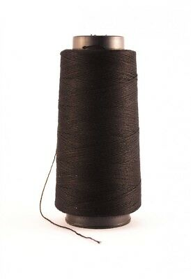 (0,01€/1m) Annie Weaving Thread 400m schwarz Weaving-Faden