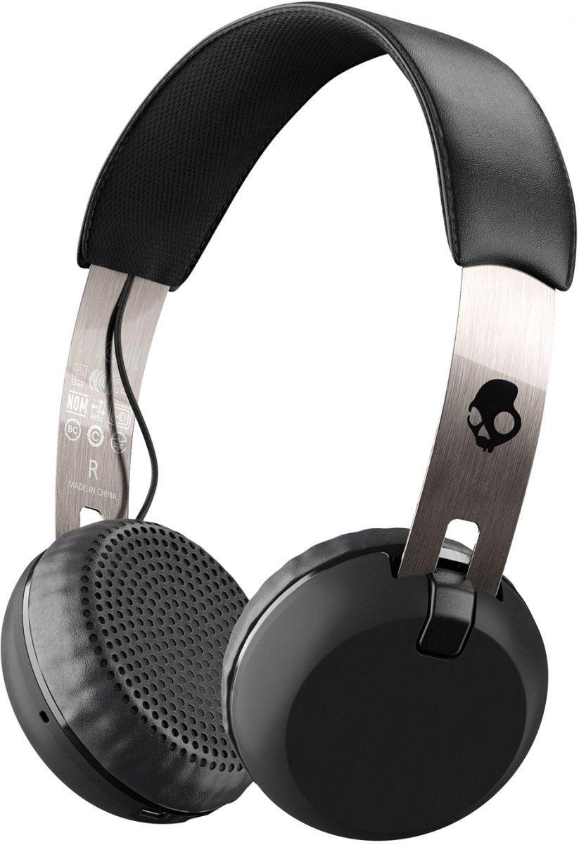 Skullcandy Grind Wireless On-Ear Bluetooth Headphone ~ Choic