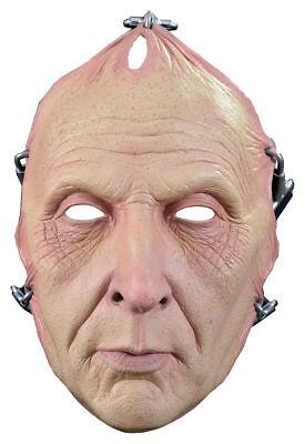 Morris Costumes Men's Saw Jigsaw Flesh Horror Latex Mask One Size. MA1022](Saw Jigsaw Costume)
