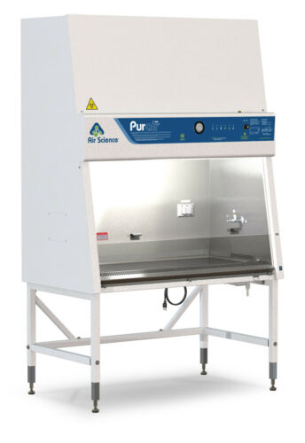 """NEW Biological Safety Cabinet Class II A2 NSF Listed, 48"""" Wide"""