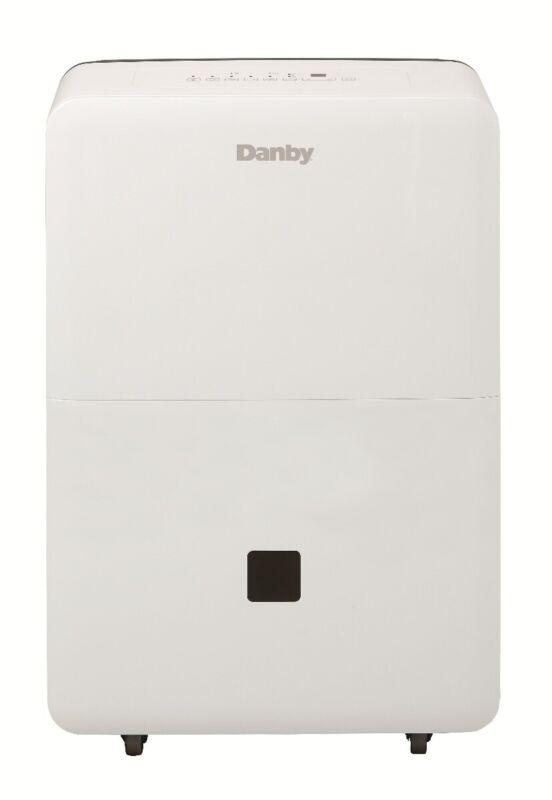 Danby 50 Pint Energy Star Dehumidifier with Vertical Pump DDR050BJPWDB